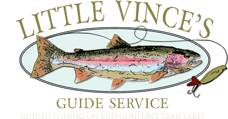 Little Vince's Guide Service - Guided Fishing on Mid Gunflint Trail Lakes